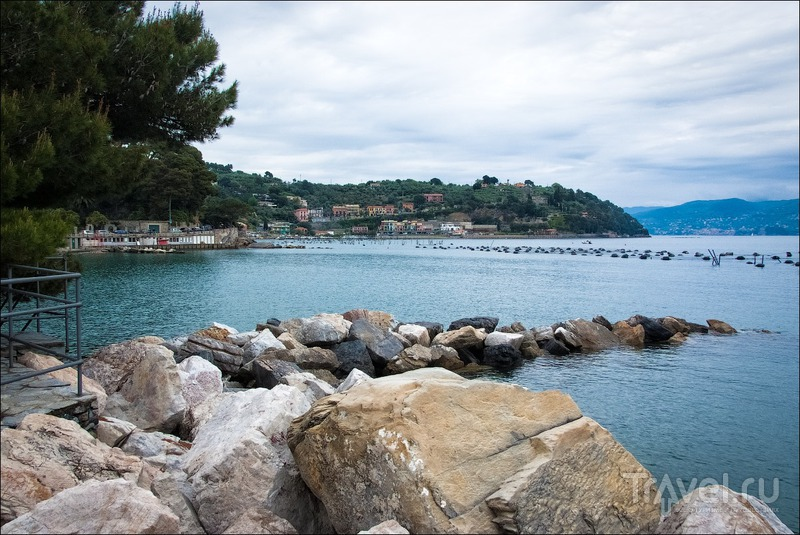 Уютный крошка Portovenere / Фото из Италии