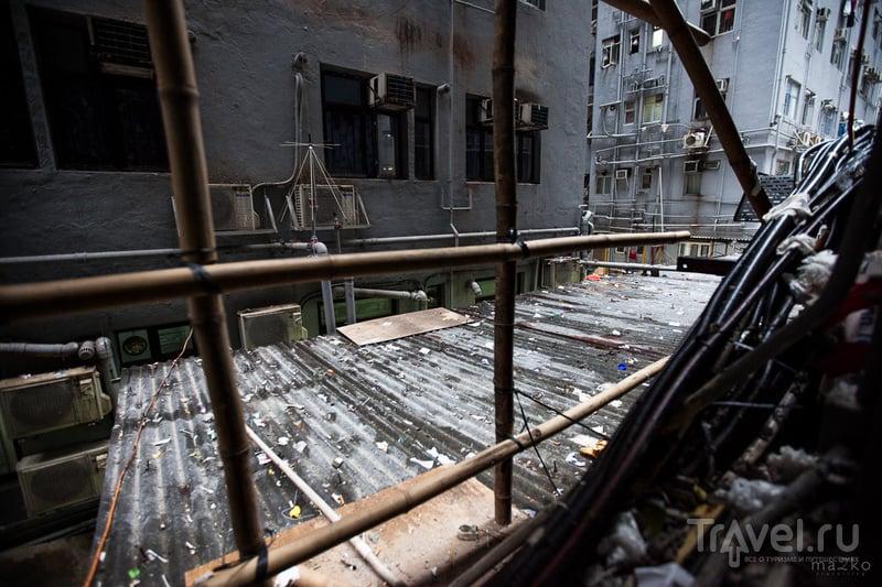 Жизнь в муравейнике / Гонконг - Сянган (КНР)