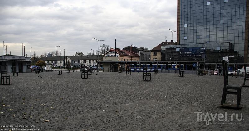 Краковское гетто / Польша