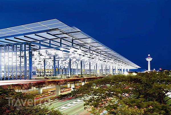 Аэропорт Чанги в Сингапуре. Самый награждаемый аэропорт в мире / Сингапур