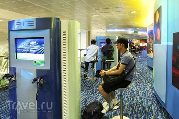 10 способов незабываемо провести время в аэропорту Чанги / Сингапур