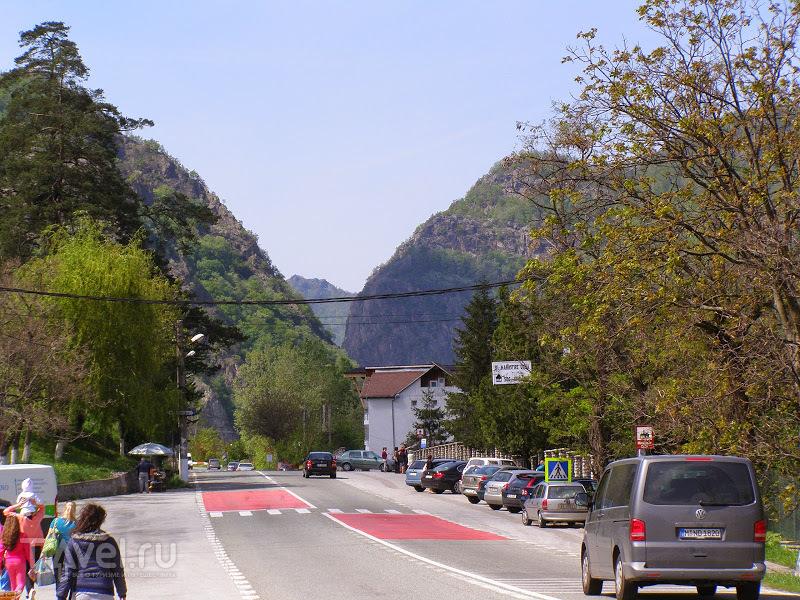Румыния. Сквозь горы / Румыния