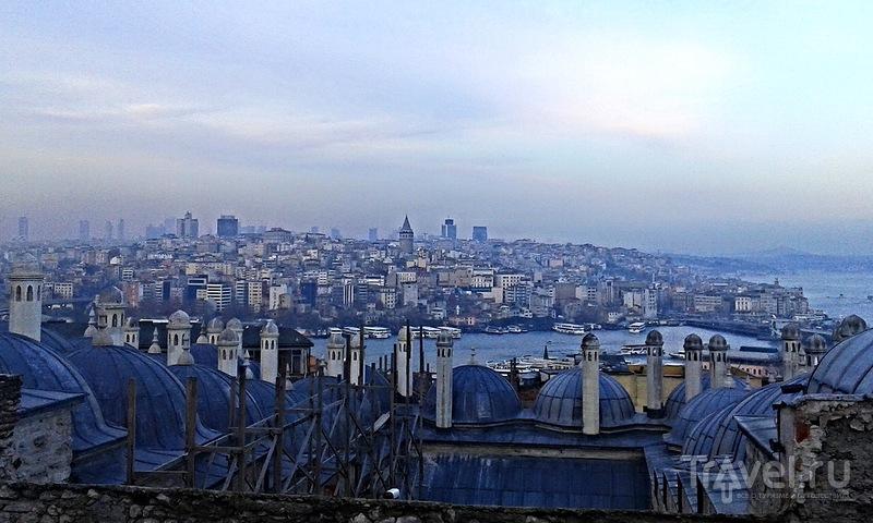 Вечность пахнет Стамбулом / Турция