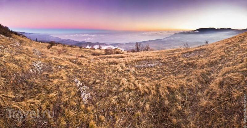 В поход на выходные! 50 км от Чатыр-Дага до Джур-Джур / Россия