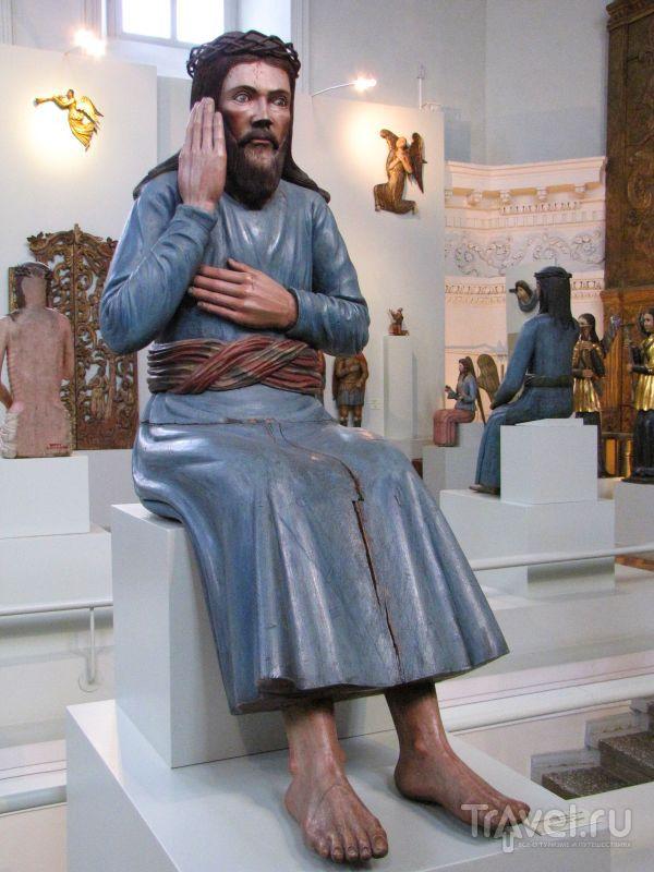 Коллекция деревянной скульптуры