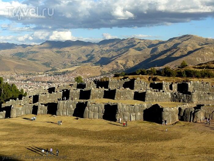 Un gran viaje a America del Sur. Перу. Саксайуамана много не бывает / Перу