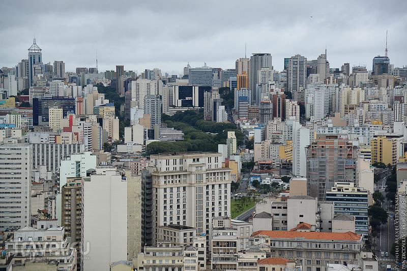 Видовой Сан-Пауло / Фото из Бразилии