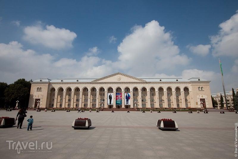 Азербайджан, Гянджа. Культурная столица / Фото из Азербайджана