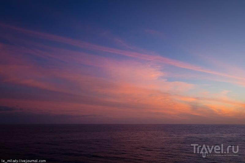 Впечатления от круиза по Тихому океану / Фото из Мексики