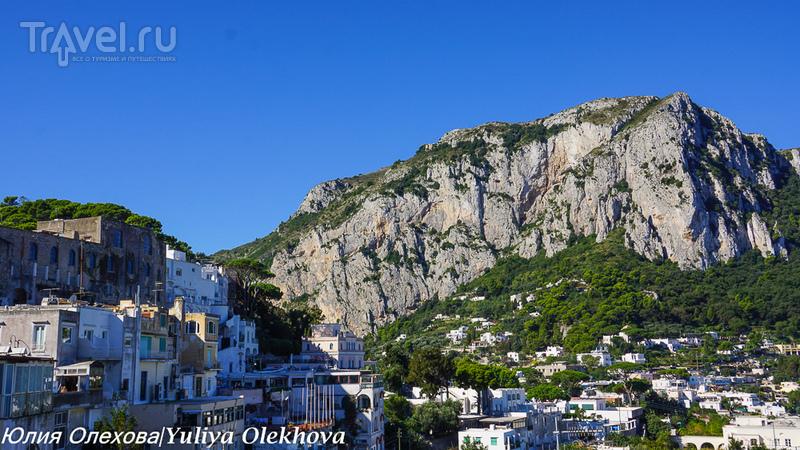 Солнечный Капри, Италия / Фото из Италии