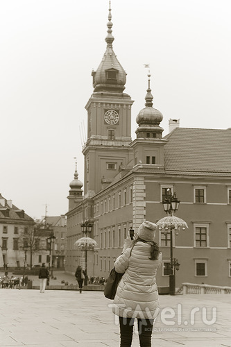 Зимняя Варшава: студенчество, столичные колбаски и горячий глинтвейн / Польша
