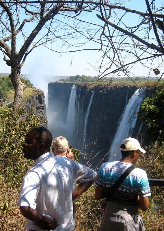 Африканские записки. Виктория / Зимбабве
