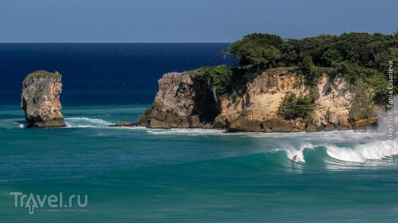 Шторм Александра в Доминикане / Фото из Доминиканской Республики
