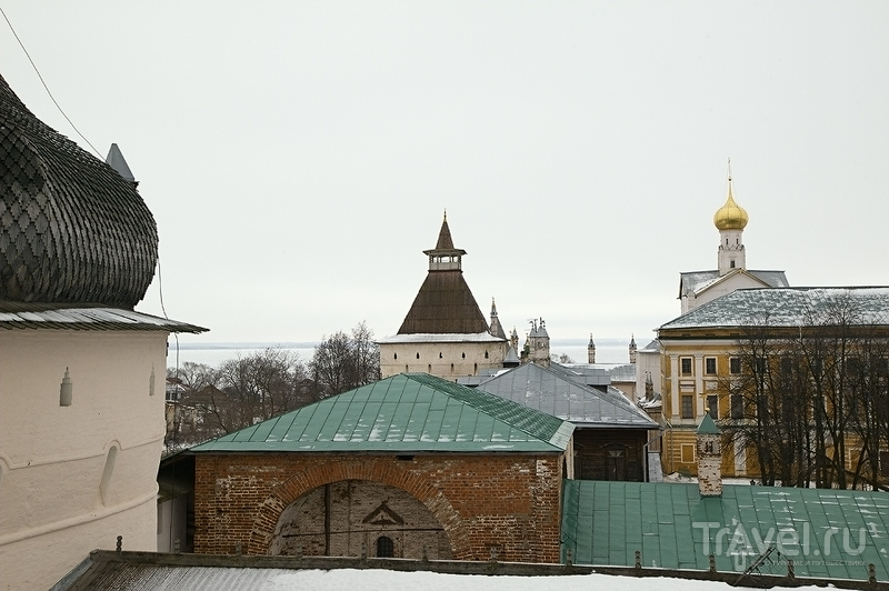 Ростовский Кремль / Фото из России