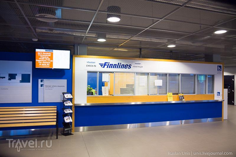 Из Финляндии в Германию на пароме: особенности, нюансы, цены, удобства / Финляндия