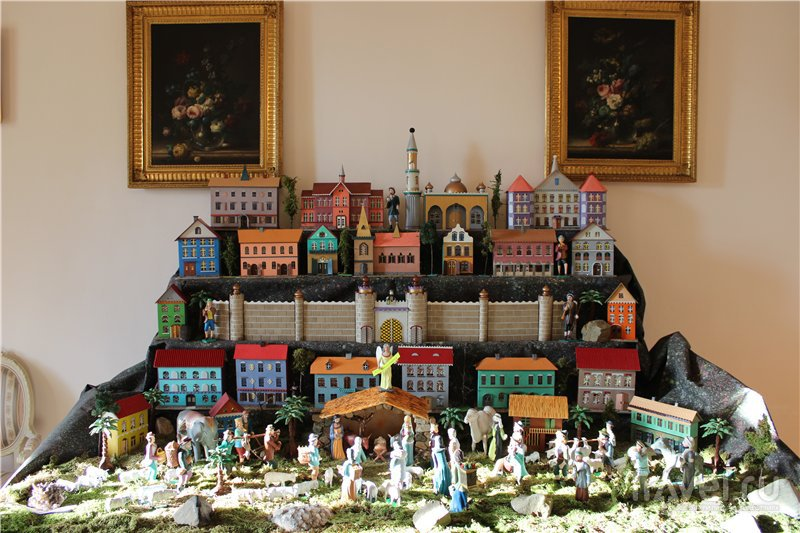 Рождественские вертепы в Чехии / Чехия