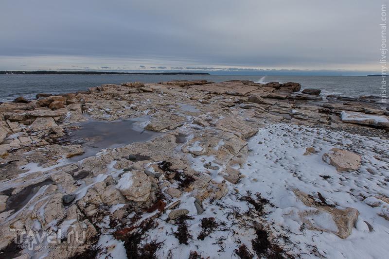 Национальный парк Acadia / Фото из США