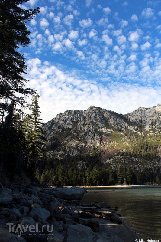 Tahoe. Emerald Bay State Park / Фото из США