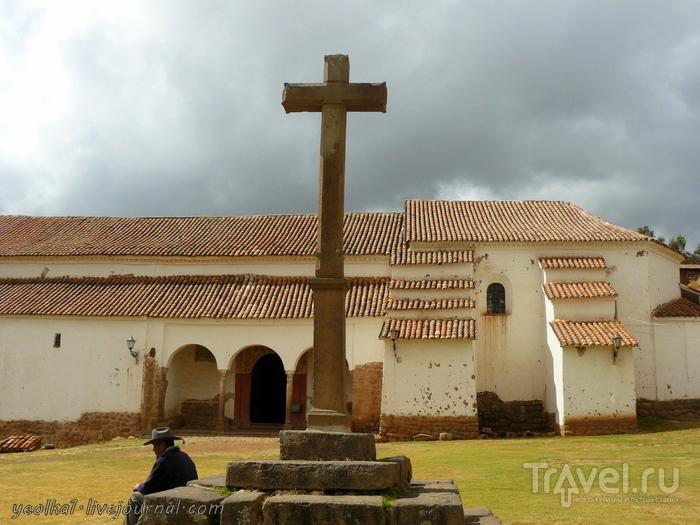 Un gran viaje a America del Sur. Перу. Valle Sagrado. Чинчеро, рынок - оторваться по-полной / Перу