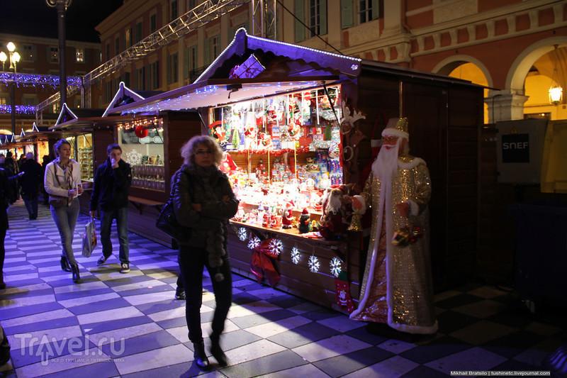 Рождественская Ницца / Франция