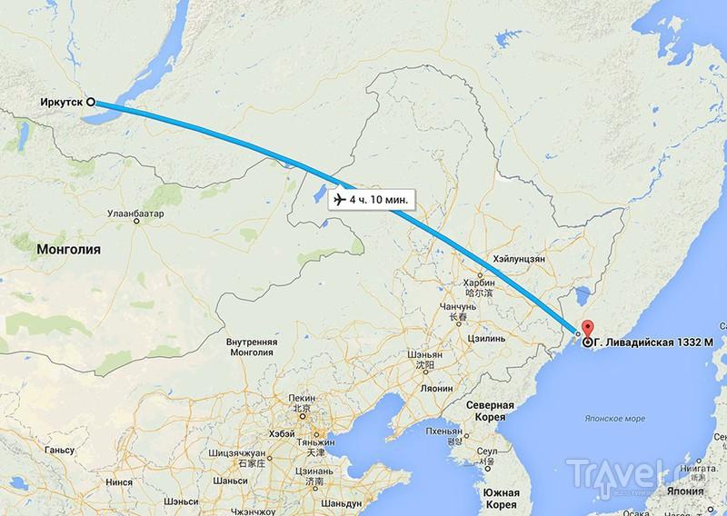 Приморский край - путешествие к таинственной горе Пидан / Россия