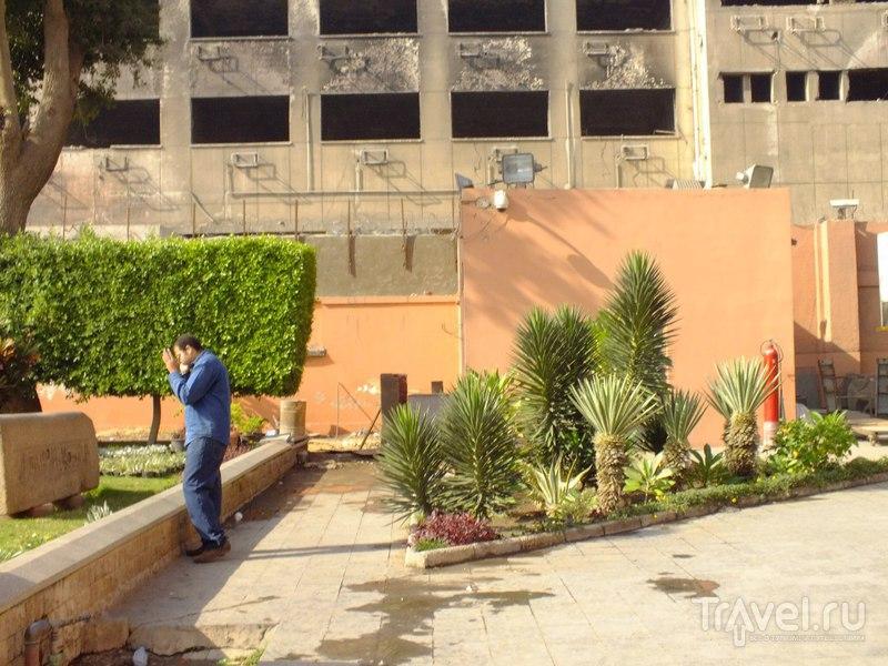 Впечатления от поездки в Египет. Обстановка в стране / Египет