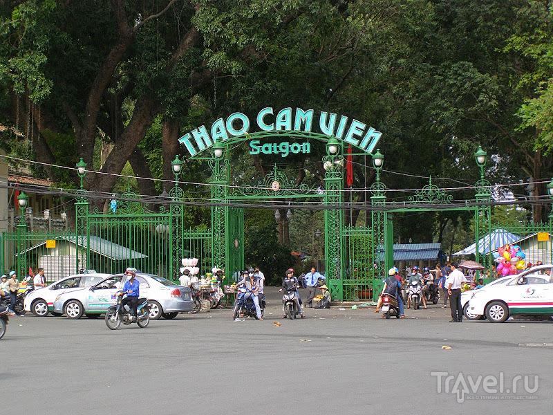 Вьетнам. Уличный и социалистический арт Сайгона / Вьетнам