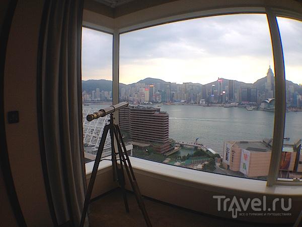 Гонконг по пути на Большой Барьерный Риф / Гонконг - Сянган (КНР)