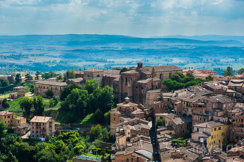 Про Сиену / Фото из Италии