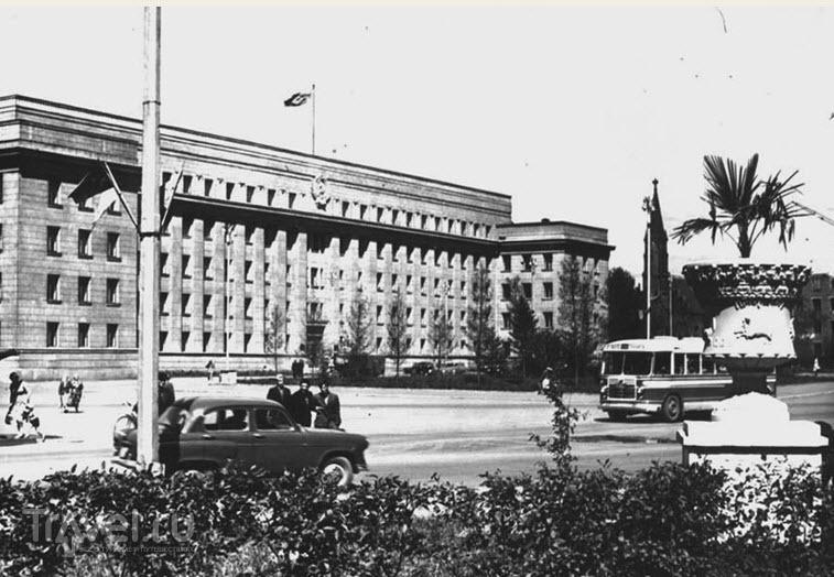 Иркутск. Сравнение эпох