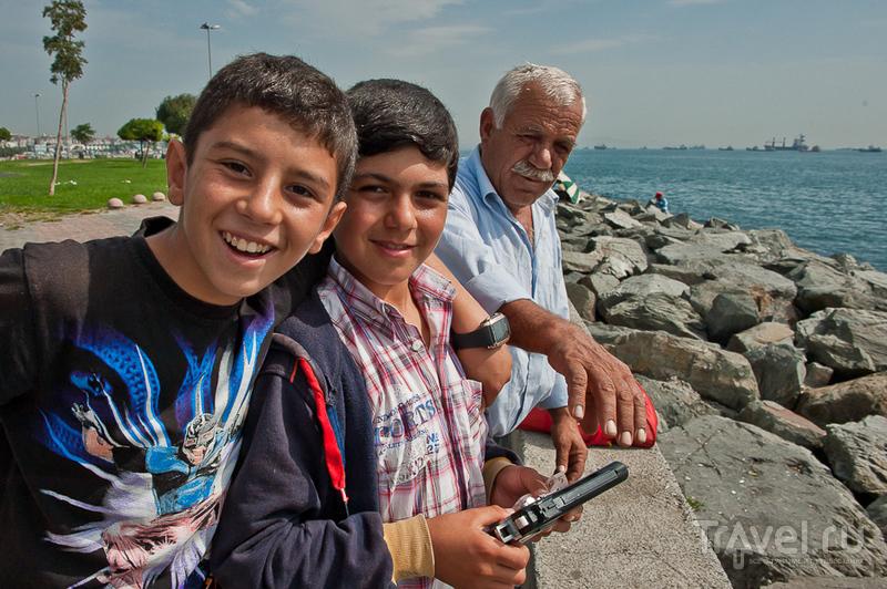 Стамбульские открытки. Босфор / Турция