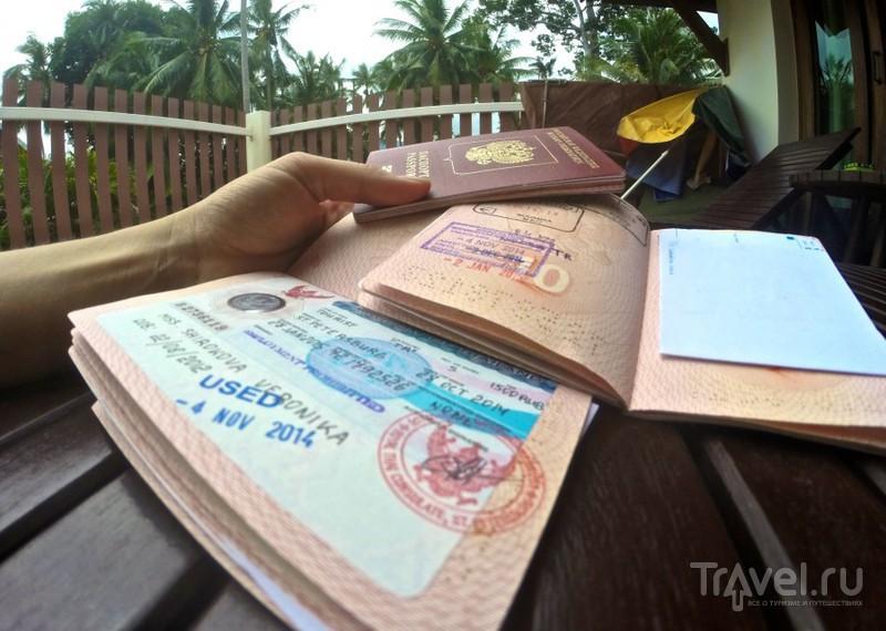 Как сделать визу в Таиланд, что изменилось и какие бывают визы по новым правилам / Таиланд