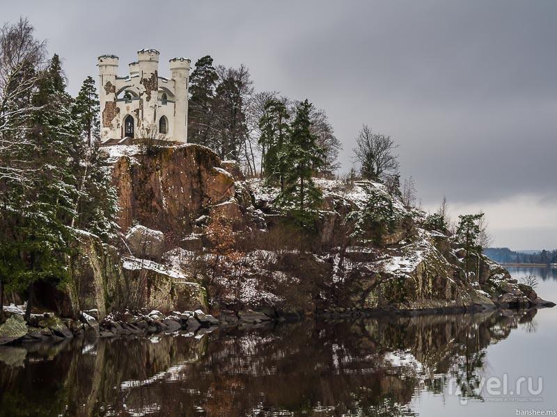 Прогулка по Выборгу в ноябре / Россия