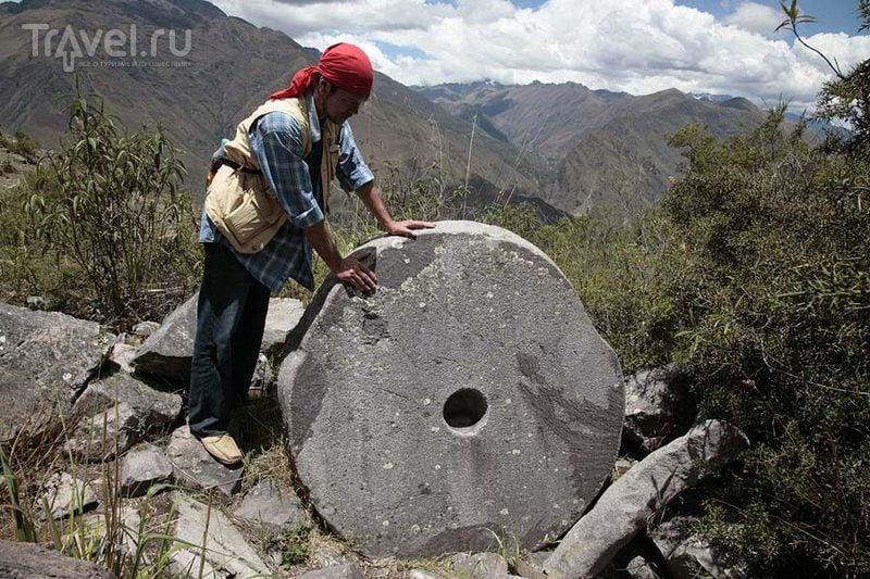 Un gran viaje a America del Sur. Ойянтайтамбо. Следы Великого потопа / Перу