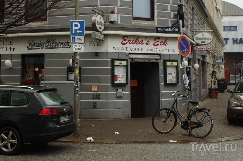 Один день в Гамбурге / Фото из Германии