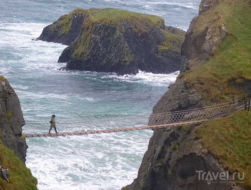 """Где снимали """"Игру престолов"""". Северный берег Ольстера / Ирландия"""
