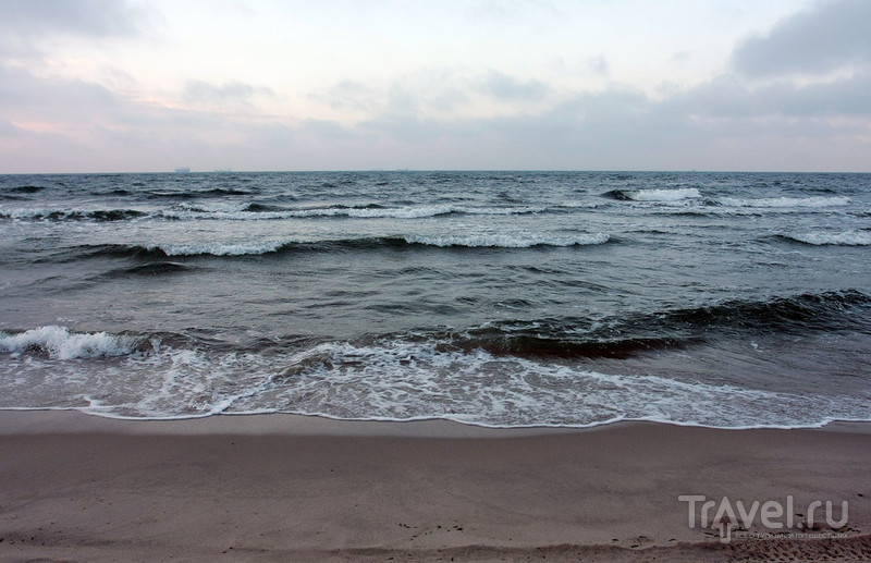 Балтийск. Прогулка на краю страны / Фото из России