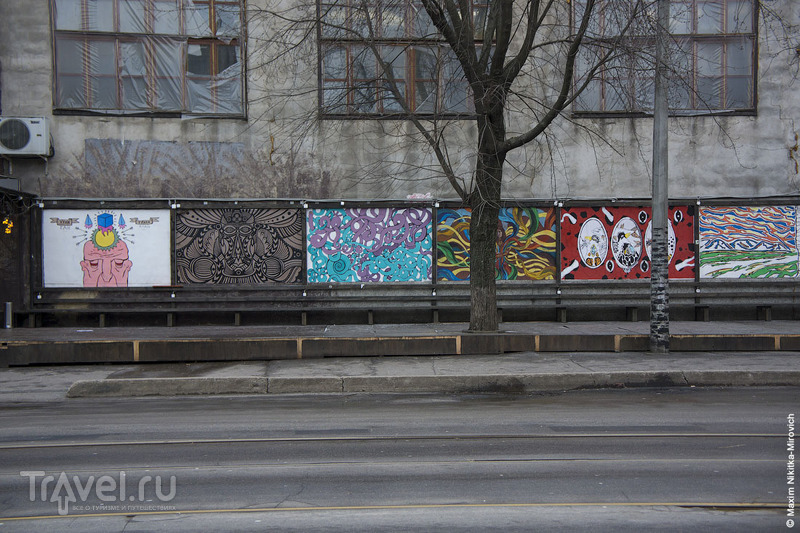 Минск, улица Октябрьская