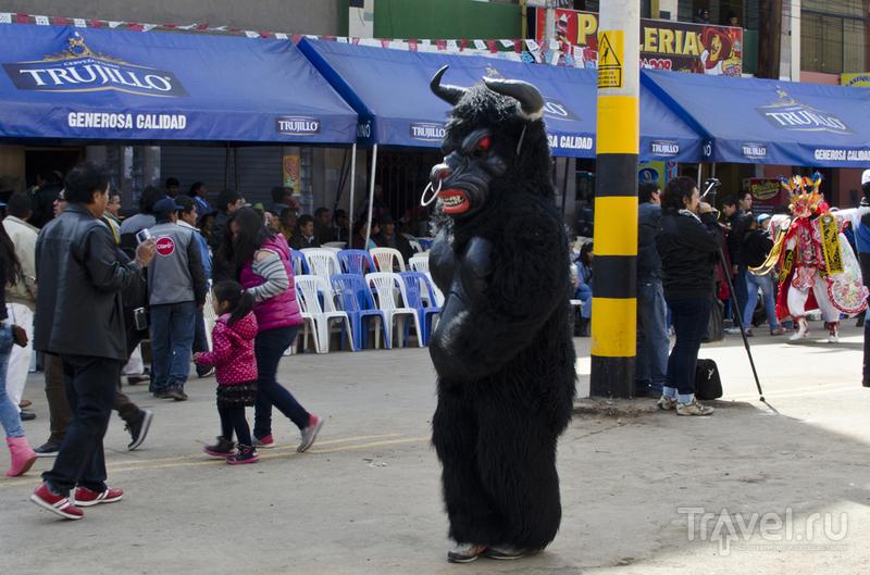 Перу. Фестиваль в Пуно / Перу