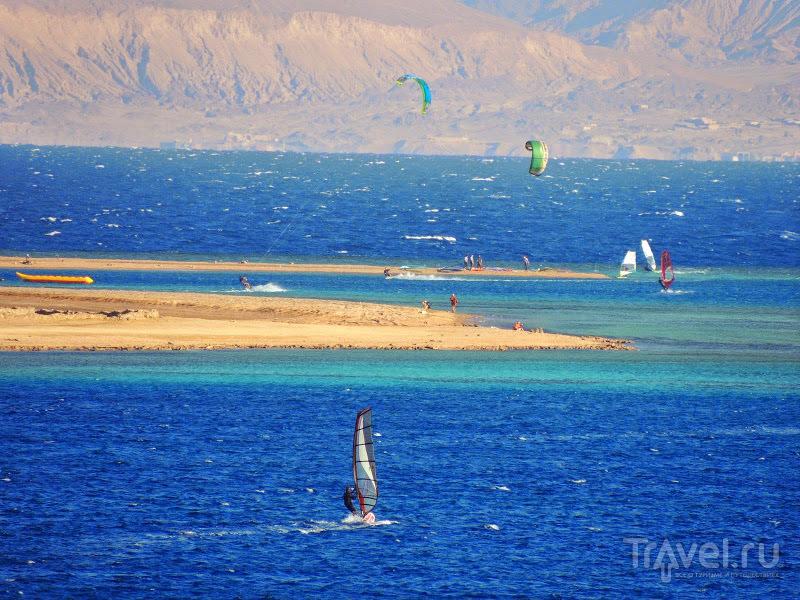 Дахаб, верблюды, оазис, квадроциклы / Фото из Египта
