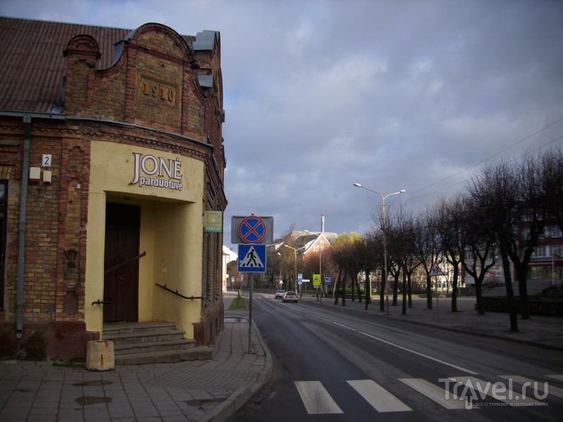 Йонишкис / Фото из Литвы