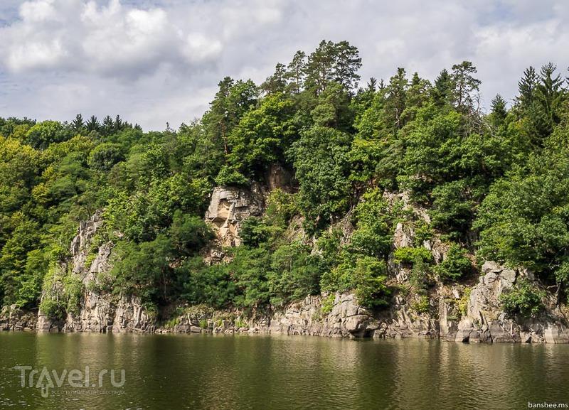 Прогулка по Влтаве / Фото из Чехии