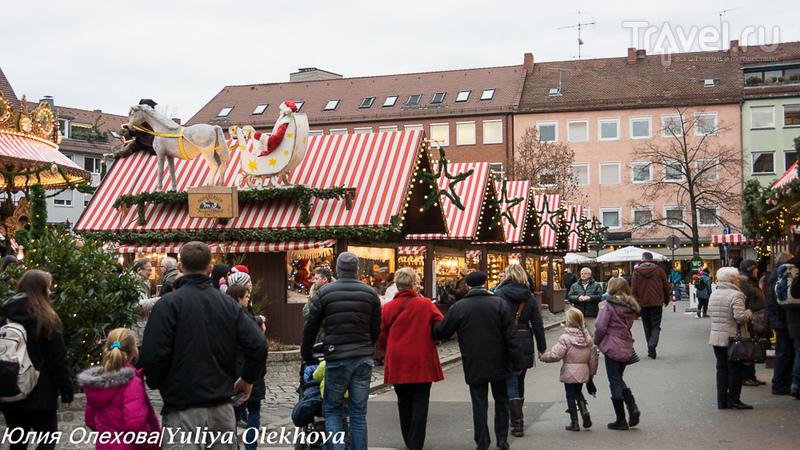 Нюрнберг рождественский / Фото из Германии