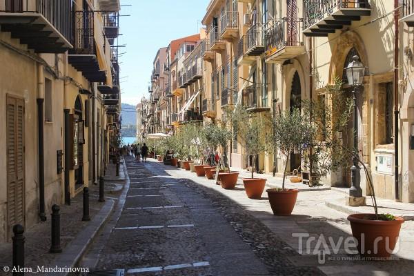 Чефалу. Сицилия / Италия