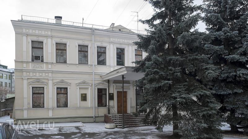 Московские закоулочки / Россия