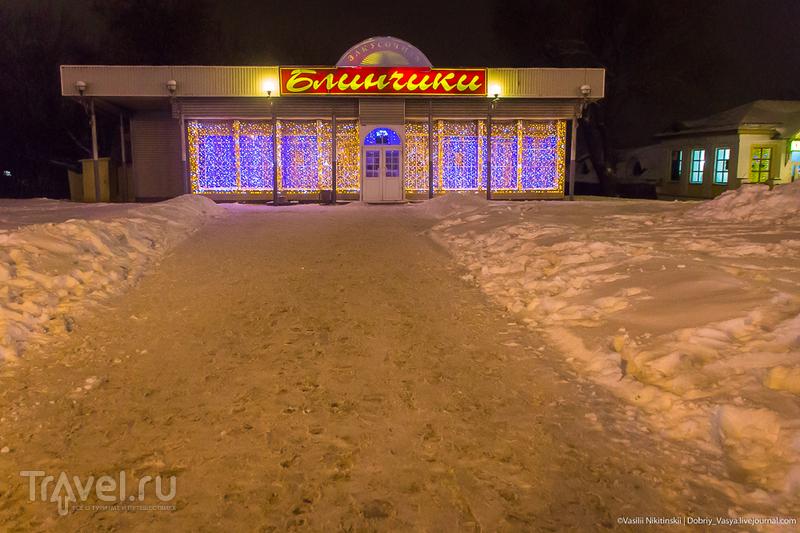 Ночные владимирские бродилки / Россия