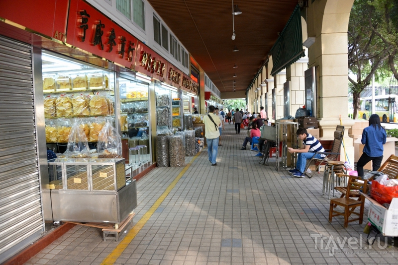 За молодильным зельем на рынок Цинпин / Китай