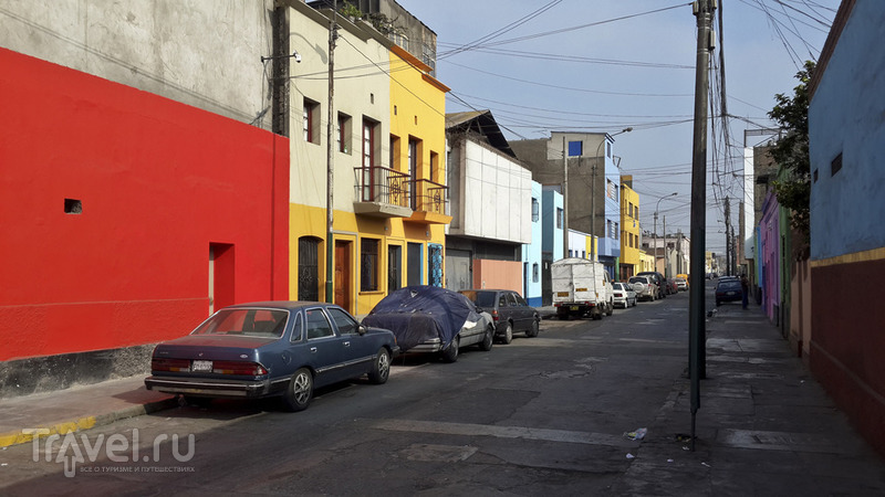 Перу. Лима / Перу