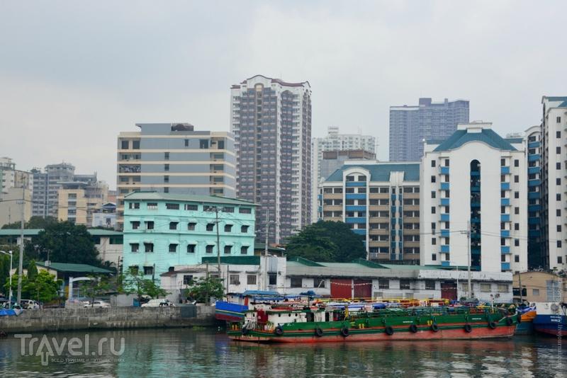 На улицах Манилы... / Фото с Филиппин