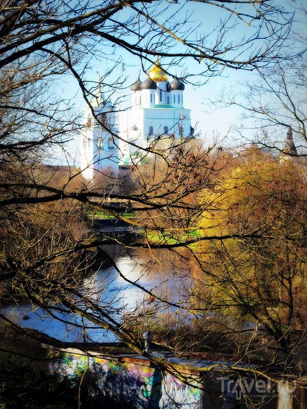 Псков / Фото из России